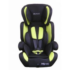 Baby Coo Bravo autósülés 2018 - Zöld Előnézet