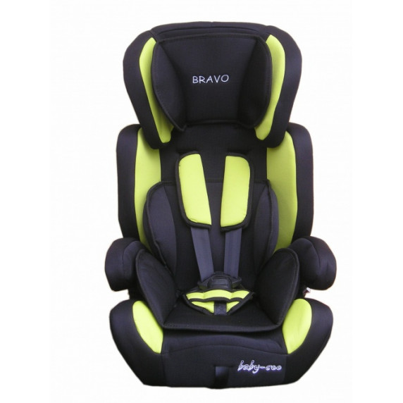 Baby Coo Bravo autósülés 2018 - Zöld