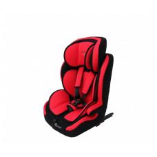 Clamaro autósülés ISOFIX - piros Előnézet