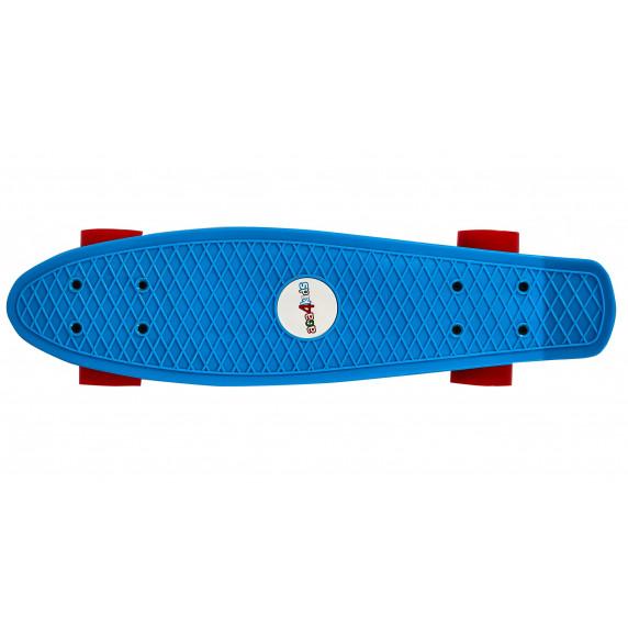 Gördeszka Aga4Kids Skateboard - Kék