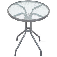 Kerti asztal AGA MR4350DGY 70x60 cm