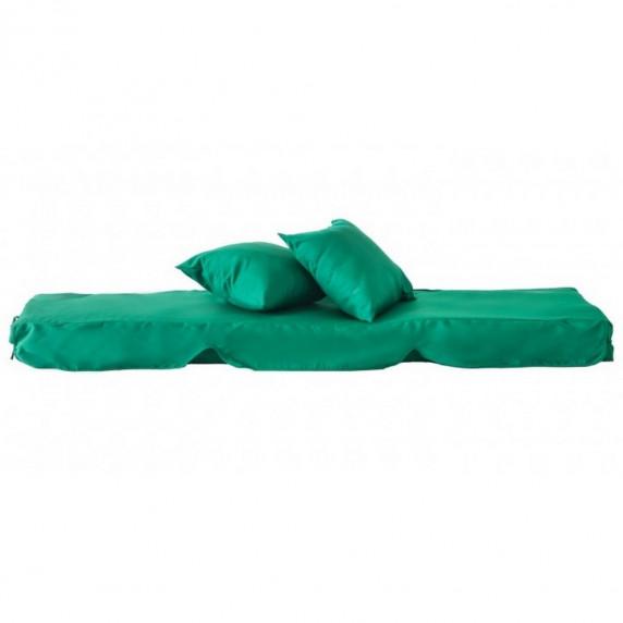 AGA kerti hinta 2in1 GRANDLUX - Sötét zöld