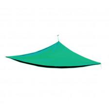 AGA Háromszög alakú árnyékoló, napvitorla 3 x 3 x 3 m - Petrol Előnézet