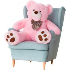 Aga4Kids Amigo Plüss maci 130 cm - rózsaszín Előnézet