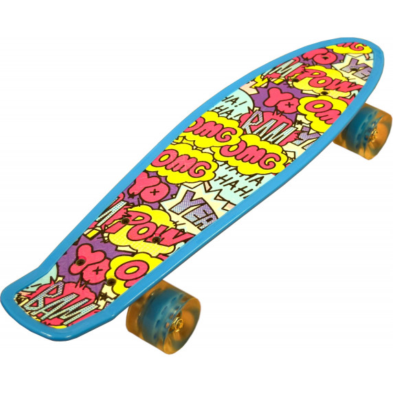Gördszedka Aga4Kids Skateboard - Talk