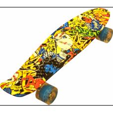 Aga4Kids Skateboard Skull Előnézet