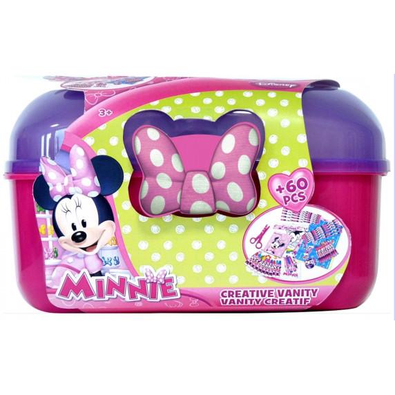 Minnie egér Rajzkészlet tároló dobozban Disney - CDIM013
