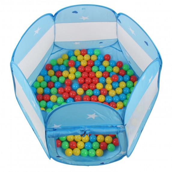 Gyerek játék sátor Aga4Kids  ST-005-BLUE - Kék