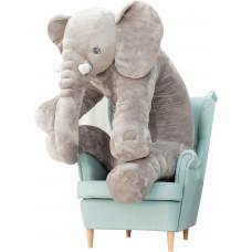 Aga4Kids Plüss elefánt 155 cm Előnézet