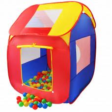 Kiduku Gyerek játszóház labdákkal KZ-007 Előnézet