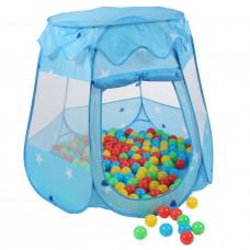 Kiduku Gyerek játszóház labdákkal - Kék Előnézet