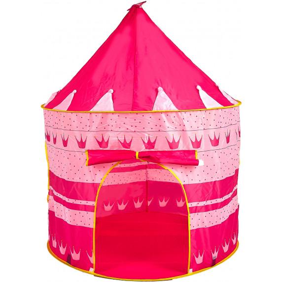 Gyereksátor Aga4Kids CASTLE Beautiful Cubby house MR0108PINK - Rózsaszín