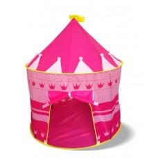 Aga4Kids gyereksátor CASTLE Beautiful Cubby house KL999 ST-0108-PINK - Rózsaszín Előnézet