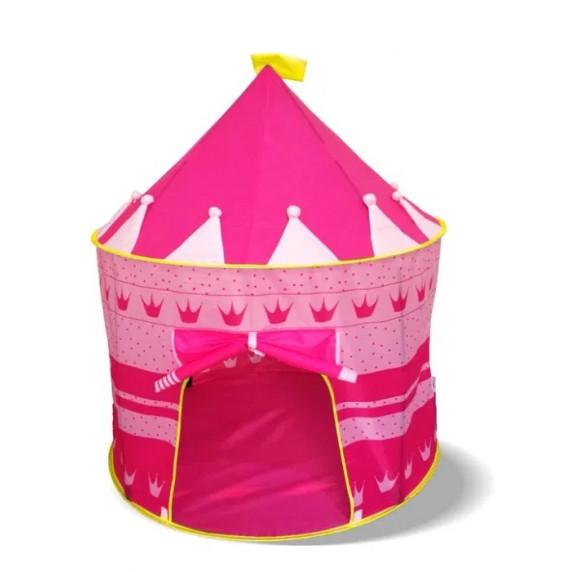 Gyereksátor Aga4KidsCASTLE Beautiful Cubby house KL999 ST-0108-PINK - Rózsaszín