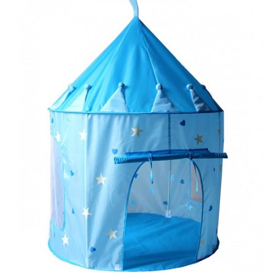 Gyereksátor Aga4Kids Castle ICE PALACE ST-0108IPH 135x102 cm - Kék