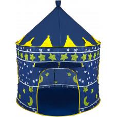 Gyereksátor Aga4Kids CASTLE Beautiful Cubby house KL999 ST-0108 - Sötét kék Előnézet