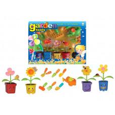 Aga4Kids GARDEN TOOLS 278E8 kertész játékszett Előnézet