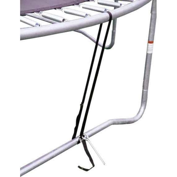 AGA trambulin rögzítő 150 - 518 cm-es trambulinhoz