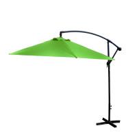 AGA EXCLUSIV Bony 300 cm függő napernyő - Világos zöld