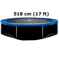 AGA alsó védőháló 518 cm átmérőjű trambulinhoz