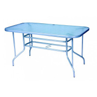Linder Exclusiv MILANO MC331166 kerti asztal 140x80 cm