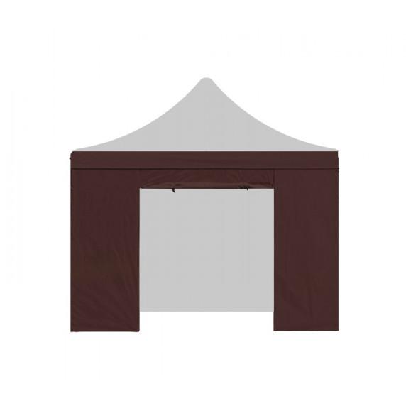 Aga oldalfal ajtóval POP UP 2x2 m - Barna