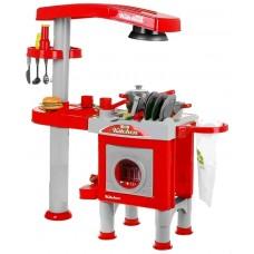 Aga4Kids 008-83 Red játékkonyha Előnézet