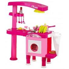 Aga4Kids 008-82 Pink játékkonyha Előnézet