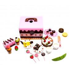 Aga4Kids CANDY WORLD édesség doboz Előnézet