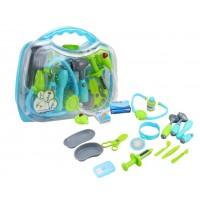 Inlea4Fun Little Doctor orvosi játékszett