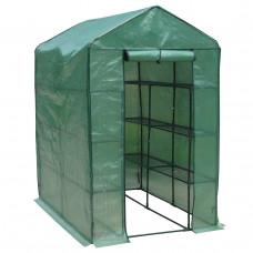 Linder Exclusiv kerti fóliasátor 120 x 170 x 200 cm Előnézet