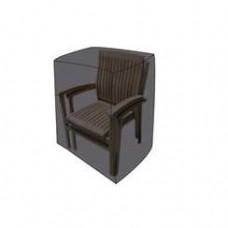 Aga védőtakaró kerti székre 65 x 65 x 120/80 cm Előnézet