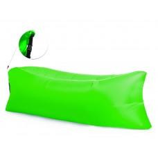 AGA felfújhatós Relax zsák LAZY BAG - zöld Előnézet