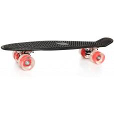 Aga Skateboard RETRO 7414 - Fekete Előnézet