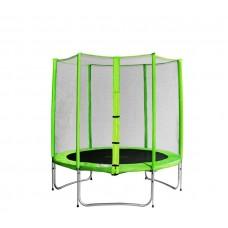 AGA SPORT PRO 150 cm trambulin - Világos zöld Előnézet