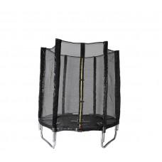 AGA SPORT PRO 140 cm trambulin - Fekete  Előnézet