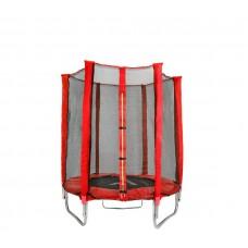 AGA SPORT PRO 140 cm trambulin - Piros Előnézet