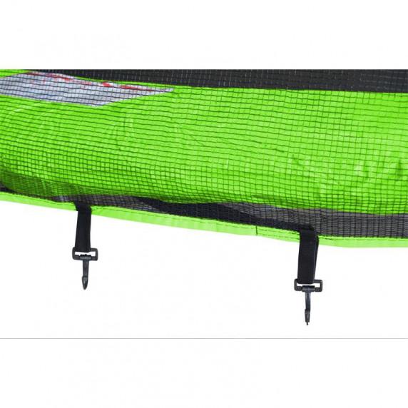 AGA SPORT PRO 366 cm trambulin - Világos zöld