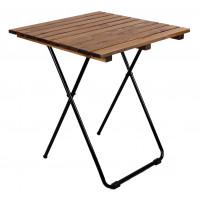 Kerti asztal Linder Exclusiv MC4712 45 x 50 x 45 cm - barna