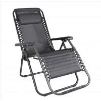 Kerti állítható szék Linder Exclusiv AERO GRT - Szürke