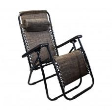 Kerti szék AGA GRT MR53CH - barna szöktetett Előnézet