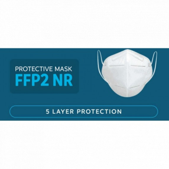20 db reszpirátor FFP2 Mediroc