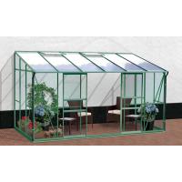 VITAVIA IDA üvegház 7800 PC 4 mm - Zöld