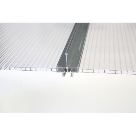 LanitGarden üvegház VITAVIA TARGET 5000 PC (4 mm)  - Ezüst