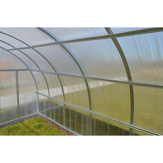 LANITPLAST üvegház KYKLOP 3x4 m PC 4 mm