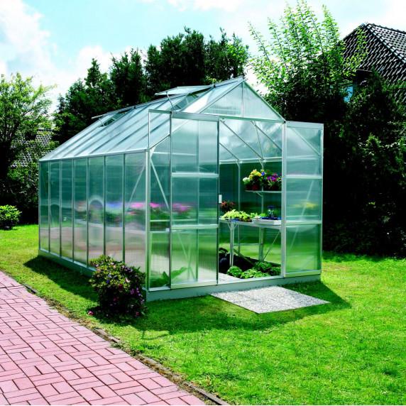 VITAVIA URANUS üvegház 11500 PC 6 mm - Ezüst