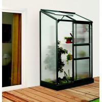 VITAVIA IDA üvegház 900 PC 4 mm - Zöld