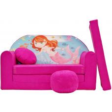 Aga gyerek kanapé MAXX 453 - sellős Előnézet
