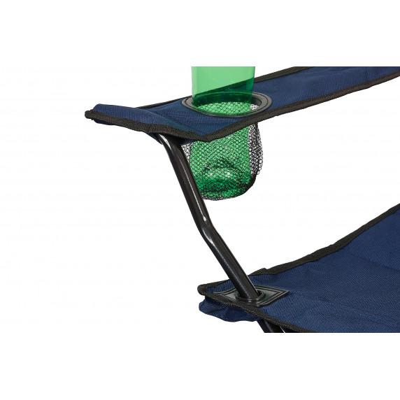 Linder Exclusiv ANGLER PO2431 kemping szék - Kék