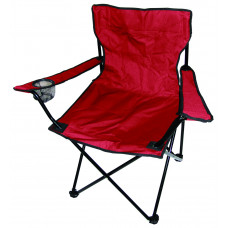 Kemping szék Linder Exclusiv ANGLER PO2455 - Piros Előnézet